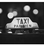 Dutch Wallcoverings City Love Paris z/w 6-d
