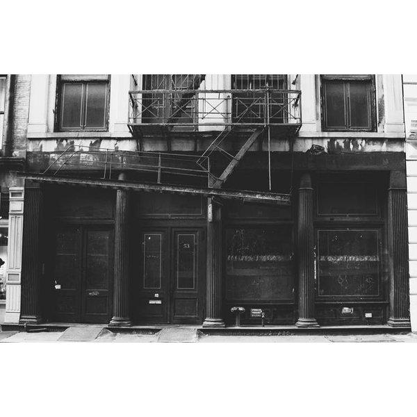 Dutch Wallcoverings City Love New York z/w 9-d