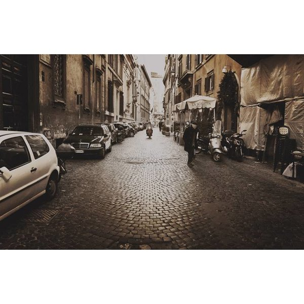 Dutch Wallcoverings City Love Rome vint. 9-d