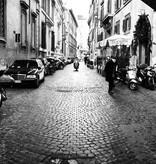 Dutch Wallcoverings City Love Rome z/w 9-d