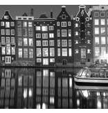 Dutch Wallcoverings City Love Amsterdam z/w 6-d