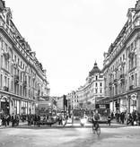 Dutch Wallcoverings City Love London z/w 9-d