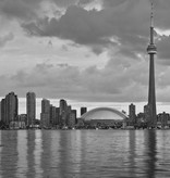 Dutch Wallcoverings City Love Toronto z/w 6-d
