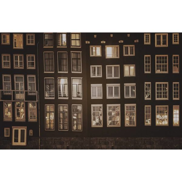 Dutch Wallcoverings City Love Amsterdam vint. 9-d