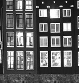 Dutch Wallcoverings City Love Amsterdam z/w 9-d