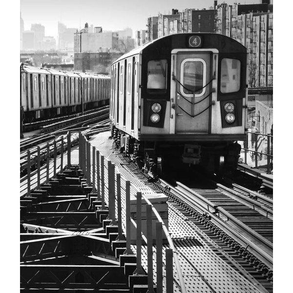 Dutch Wallcoverings City Love New York z/w 5-d