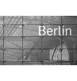Dutch Wallcoverings City Love Berlin z/w 9-d