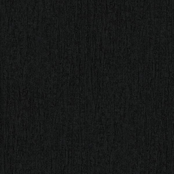 Dutch Wallcoverings Soft & Natural Uni zwart J600-29