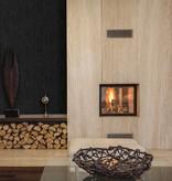 Dutch Wallcoverings Soft & Natural Schors zwart J520-19