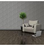 Dutch Wallcoverings Soft & Natural Dessin grijs J508-09