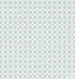 Noordwand Cozz Smile sterren blauw off-white 81165-05