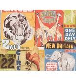 A.S. Creation Dekora Natur circus rood 95840-1