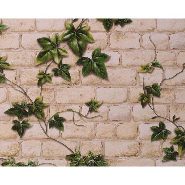 A.S. Creation Dekora Natur baksteen plant