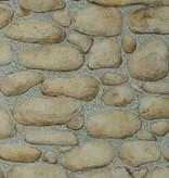 A.S. Creation Dekora Natur steen buiten bruin 8345-15