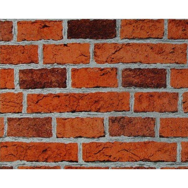 A.S. Creation Dekora Natur baksteen rood 7798-16