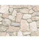 A.S. Creation Dekora Natur steen behang beige 6924-29
