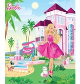 Dutch Wallcoverings Walltastic Disney Barbie 8 delig