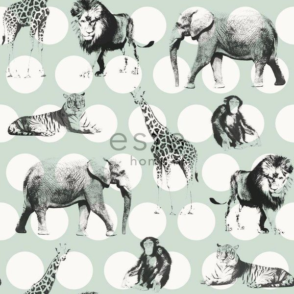 Everybody Bonjour dieren mint