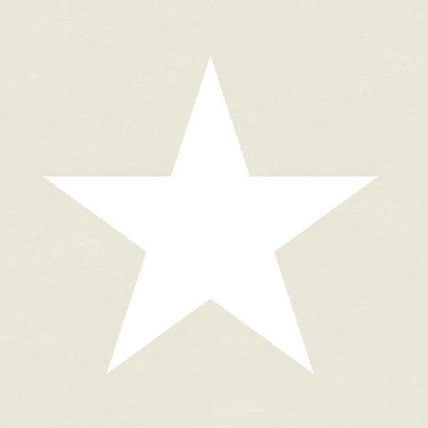 Esta for Kids Everybody Bonjour Sterren behang beige 136465