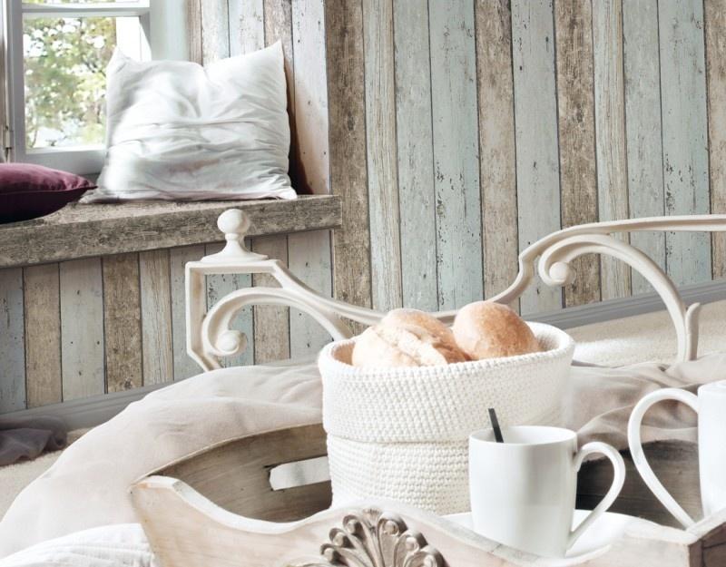 Steigerhout Behang Slaapkamer : Blog behang trends top 10 uit 2016 de behangwinkelier