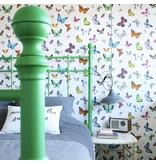 Esta Home Brooklyn Bridge Vlinders kleurrijk 138507