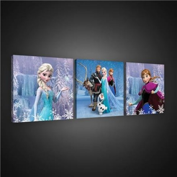 Canvas set Frozen 1735S13
