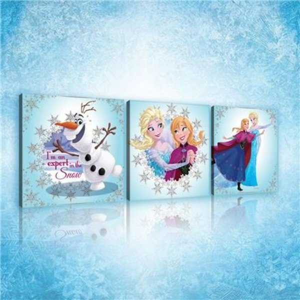 Canvas set Frozen 1736S13