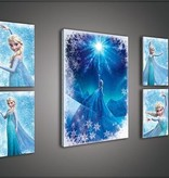 Dutch Wallcoverings Canvas set Frozen 1749S14