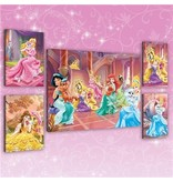 Dutch Wallcoverings Canvas set Disney Prinses 1750S14