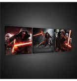 Dutch Wallcoverings Canvas set Starwars 1947S13