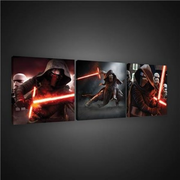 Canvas set Starwars 1947S13