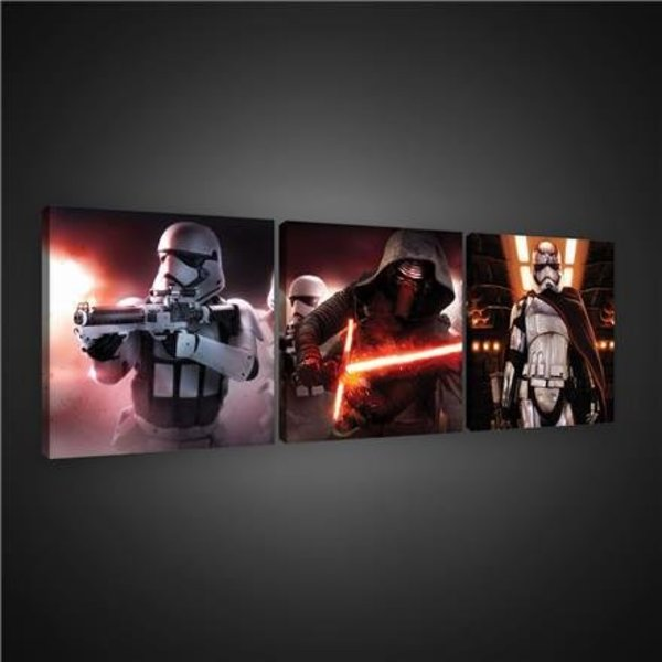 Canvas set Starwars 1948S13