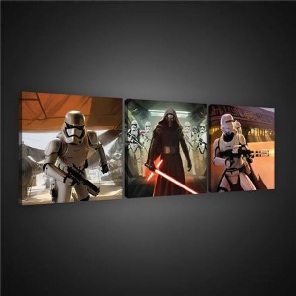 Canvas set Starwars 1949S13