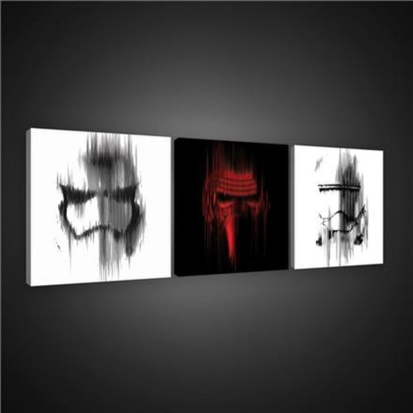 Canvas set Starwars 1951S13