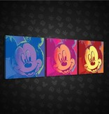 Dutch Wallcoverings Canvas set Disney Mickey 1995S13