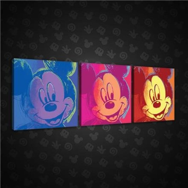 Canvas set Disney Mickey 1995S13