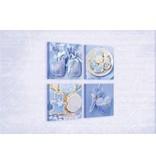 Dutch Wallcoverings Canvas set Baby jongen 2248S20