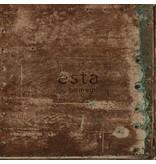 Esta Home Vintage Rules! Metalen platen roest 138221