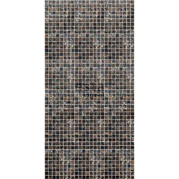 Vintage Rules! Wallpaper XXL Mosaic tiles