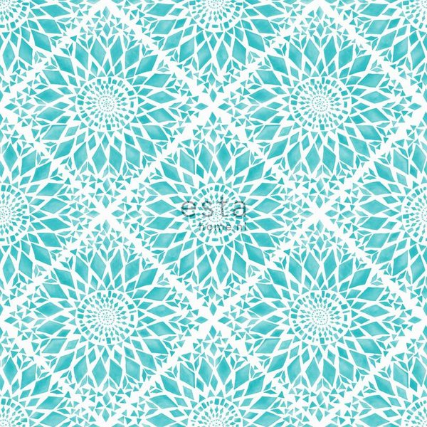 Esta Home Cabana Mandala turquoise 148611