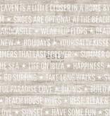 Esta Home Cabana Summer quotes licht bruin 148640
