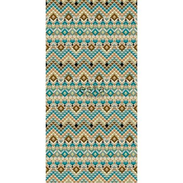 Esta Home Cabana Wallpaper XXL Aztec 158601