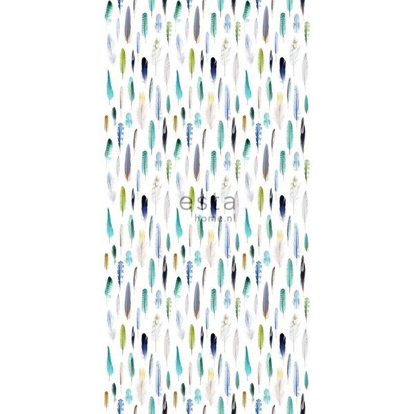 Esta Home Cabana Wallpaper XXL Feathers 158602