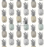 Esta Home Cabana Wallpaper XXL Pineapples 158606