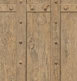 A.S. Creation Decoworld 2 Hout panelen licht bruin 30684-1