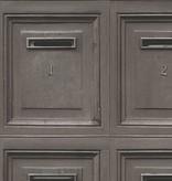 A.S. Creation Decoworld 2 Postboxes bruin/zwart 30745-2