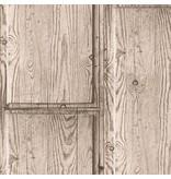A.S. Creation Decoworld 2 Houten balken beige 30749-1
