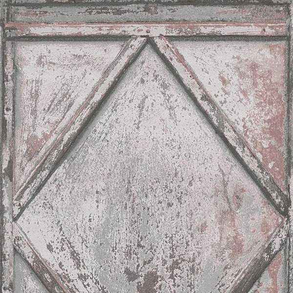 A.S. Creation Decoworld 2 Stone tiles bruin/grijs