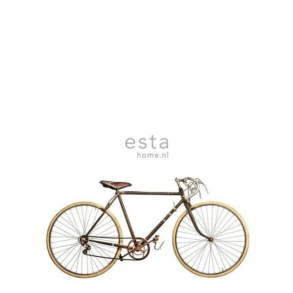 College PhotowallXL Oude fiets