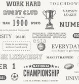 Esta for Kids College Sport quotes gebroken wit 128817